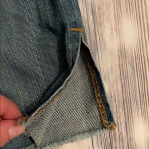 GAP Shorts - Gap Oceanside Boyfriend Jean Shorts